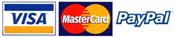 VisaMastercardPaypal